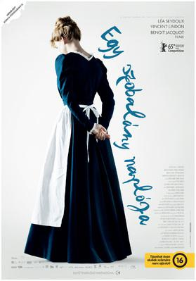 Diary of a Chambermaid - Poster - Hungary