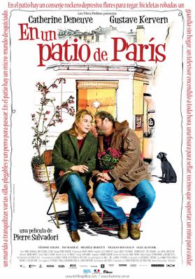En un patio de Paris - Poster - Argentina