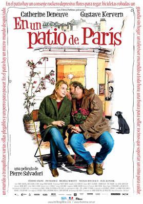 En un patio de París - Poster - Argentina