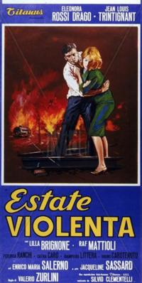Violent Summer - Poster Italie