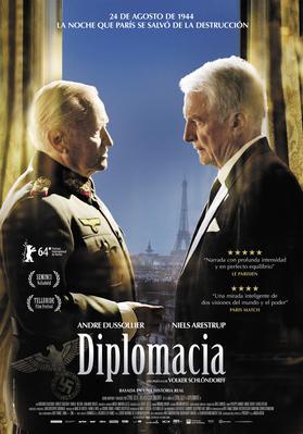 Diplomatie - Poster - Spain
