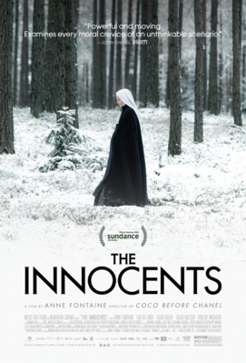 Agnus Dei / The Innocents - Poster Etats-Unis