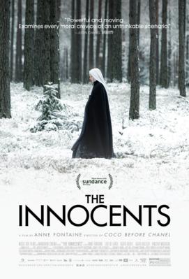 Las Inocentes - Poster Etats-Unis