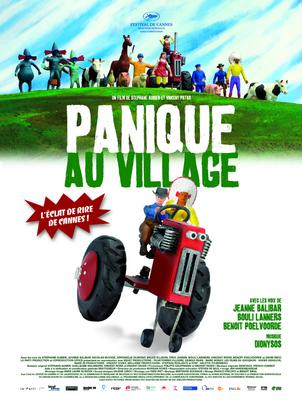 Panique au village - Poster - France