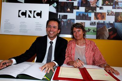 Acuerdos internacionales firmados durante el festival de Cannes 2010 - © Cnc