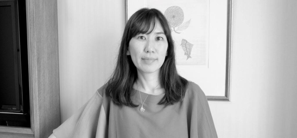 ...Noriko Tezuka, UniFrance representative in Tokyo