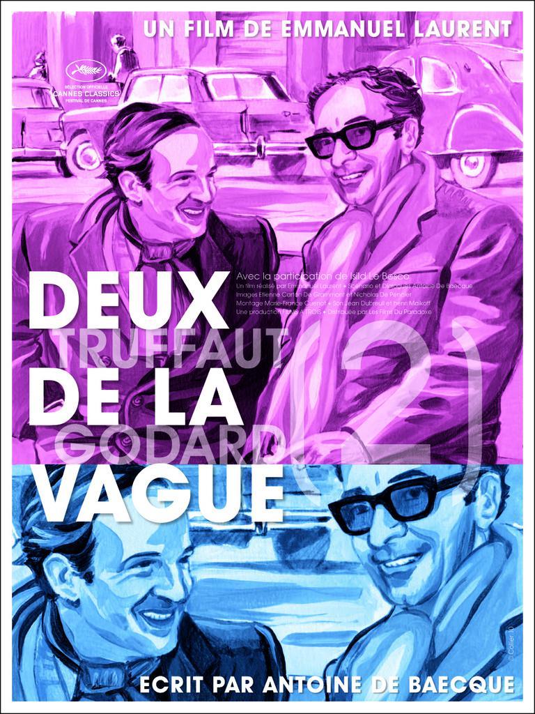 Films à Trois - Poster - France