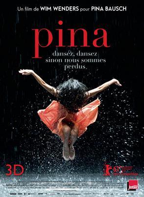 Pina - Poster - France