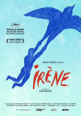 Irene - Affiche Portugal