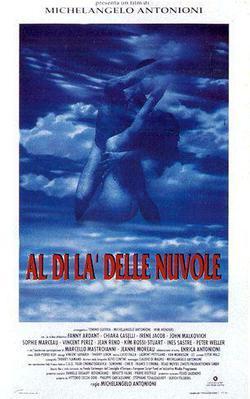 Par-delà les nuages - Poster - Italy