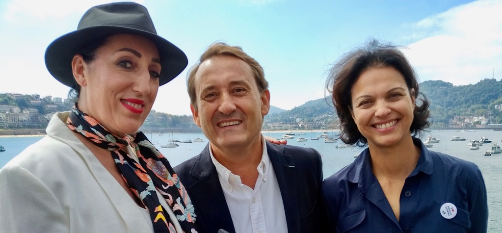 UniFrance presents a French Cinema Award to Adolfo Blanco - © UniFrance