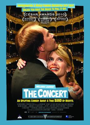 Le Concert - Poster - Afrique du Sud