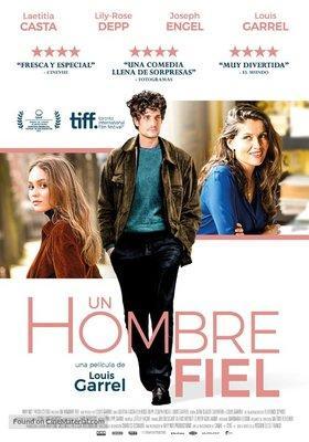 Un hombre fiel - Poster - Spain