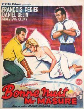 Réveille-toi chérie - Poster Belgique