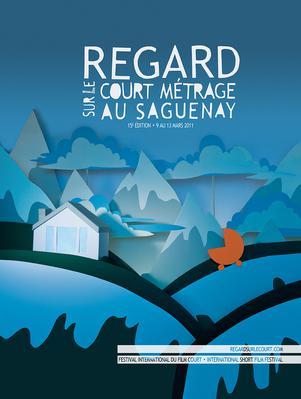 REGARD - Festival Internacional de cortometraje en Saguenay - 2011