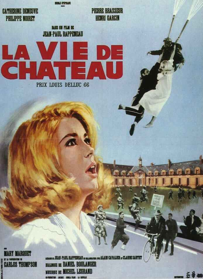 A Matter of Resistance / Chateau Life