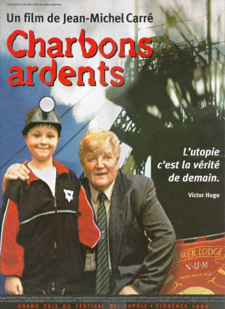 Charbon ardents