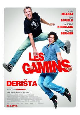 Les Gamins - Poster - Croatia