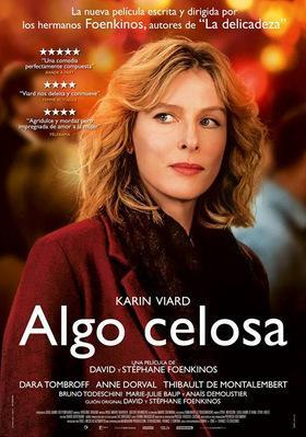 Algo celosa - Poster - Spain