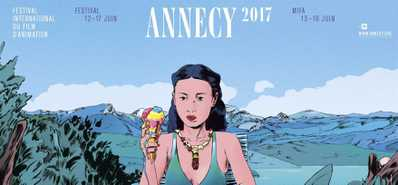 French cinema and UniFrance at the Annecy Festival
