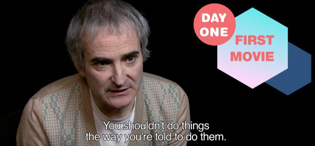 First Movie/Day One: Cinco cineastas franceses dan consejos sobre el primer día de rodaje