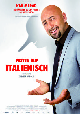 Quiero ser italiano - Affiche Allemagne