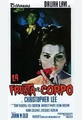 El Cuerpo y el látigo - Poster - Italy