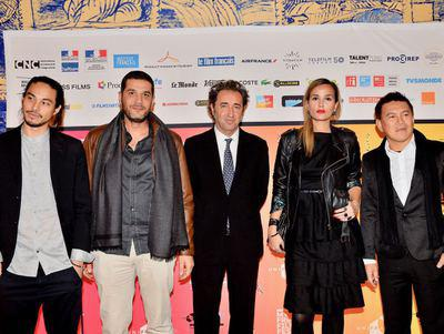 The 8th edition of MyFrenchFilmFestival has started!