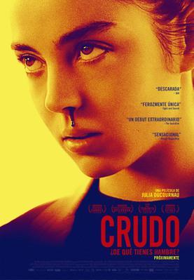 Crudo - Poster - Spain