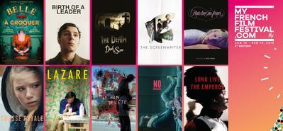 第8回「MyFFF」まもなく閉幕!この週末はフランス映画をたっぷり堪能しませんか?