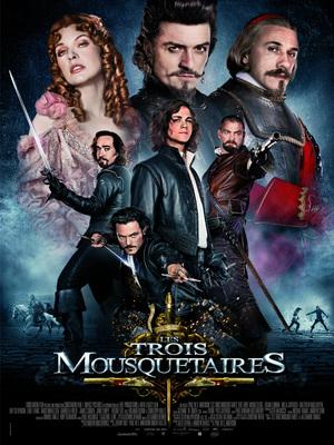 The Three Musketeers - Poster - France