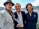 UniFrance presents a French Cinema Award to Adolfo Blanco