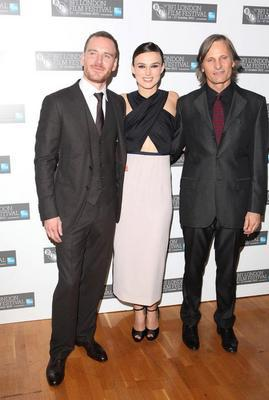 Report on the 55th BFI London Film Festival - Michael Fassbender, Keira Knightly, Viggo Mortesen