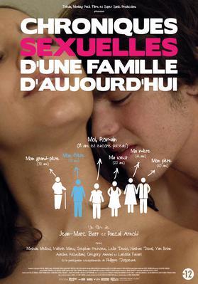 Chroniques sexuelles d'une famille d'aujourd'hui - Poster - France 5/6