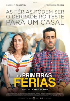 Premières Vacances - Poster - Portugal