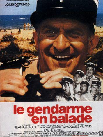 The Gendarme Takes Off/How to Be an Honest Cop