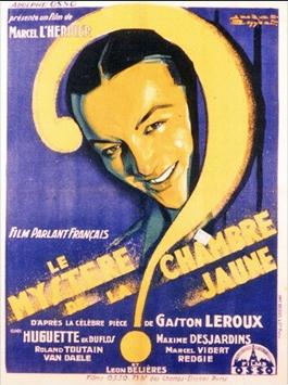 Le myst re de la chambre jaune 1930 unifrance films - Le mistere de la chambre jaune ...