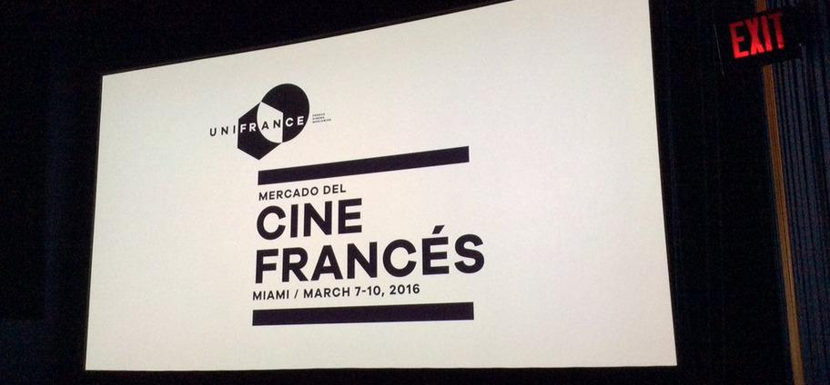 Recap of the 1st Mercado del Cine Francés in Miami