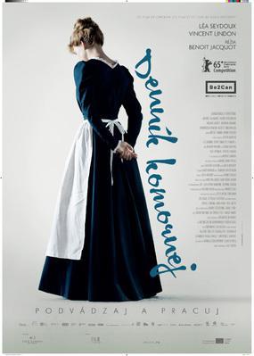 Diary of a Chambermaid - Poster - Slovakia