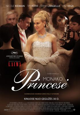 Grace de Monaco - Poster - Lithuania