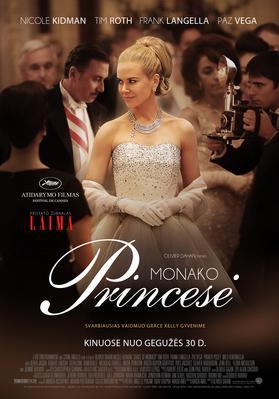 Grace of Monaco - Poster - Lithuania