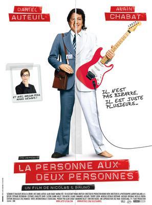 La Personne aux deux personnes - Poster - France