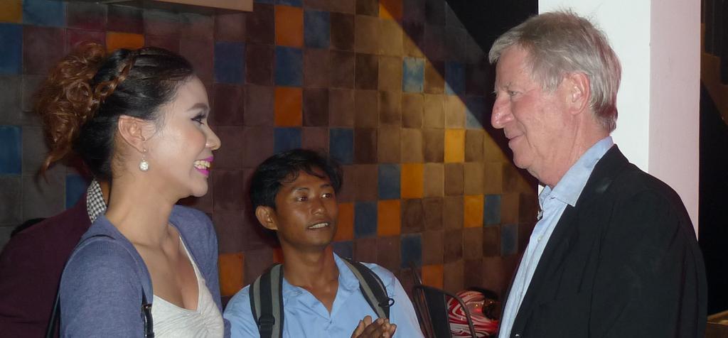 Le Temps des aveux en pre-estreno en Cambodia