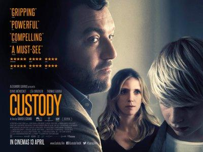 Custody - Poster - UK