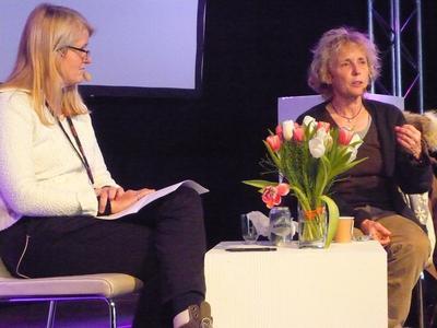 French Films in Scandinavia - Claire Denis au Festival de Göteborg. - © Frédéric Strauss