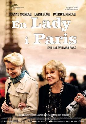 A Lady in Paris - Poster - Norway