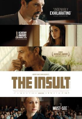 The Insult - Poster - Australia