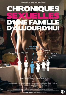 Chroniques sexuelles d'une famille d'aujourd'hui - Poster - France 6/6