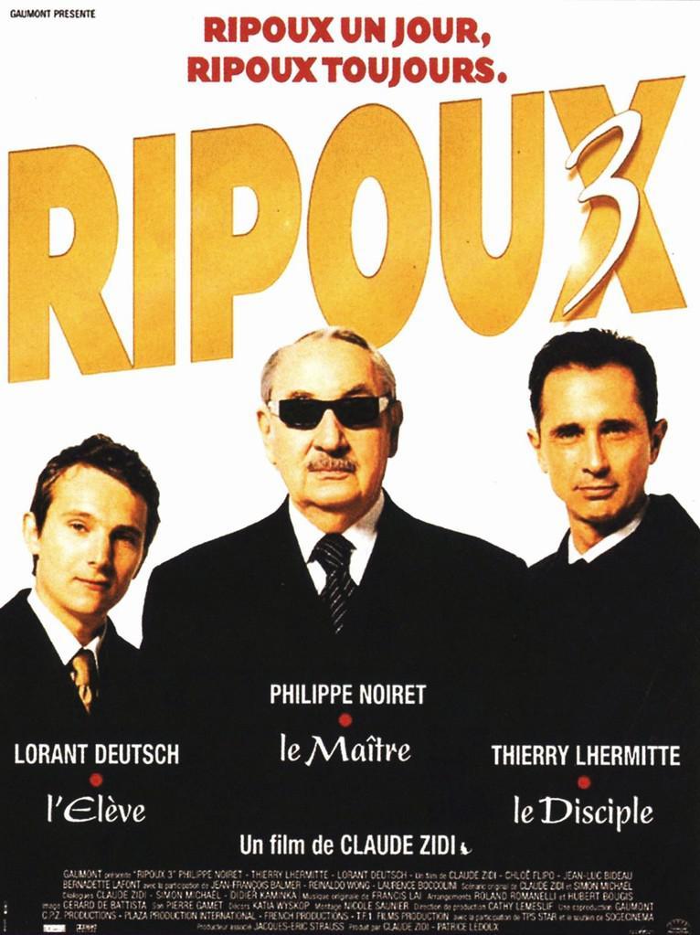 Rendez-vous du cinéma français à Paris - 2004