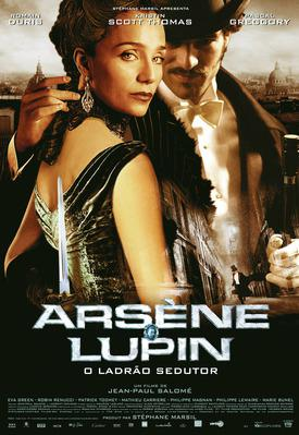 Arsene Lupin / ルパン - Poster - Espagne